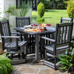 Decks Plus - Dining Poly Furniture