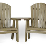 Decks Plus - Settee Poly Furniture
