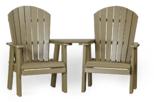 Decks Plus - Poly Furniture - Settee