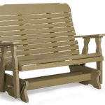 Decks Plus - Poly Furniture Easy Glider