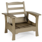 Decks Plus - Poly Furniture Chair