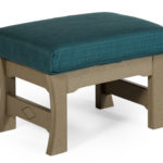 Decks Plus - Poly Furniture Ottoman