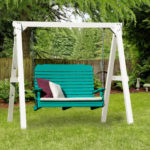 Decks Plus - Poly Furniture - A Frame Easy Swing