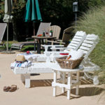 Decks Plus Poly Furniture Chaise-Lounge