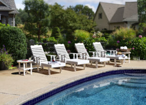 Decks Plus - Poly Furniture - Chaise Lounges