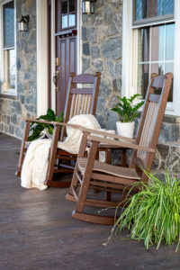 Decks Plus - Poly Furniture Wooden Chairs and Rockers