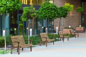 Decks Plus - Poly Furniture - West Chester Benches