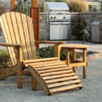 Decks Plus - Poly Furniture Memories Fanback Chair