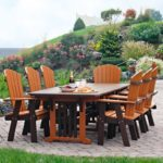 Decks Plus - Dining Furniture - Poly Furniture