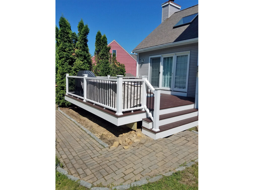 Deck Install Sutton - Decks Plus