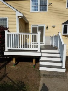 Deck Install - Grafton - Decks Plus