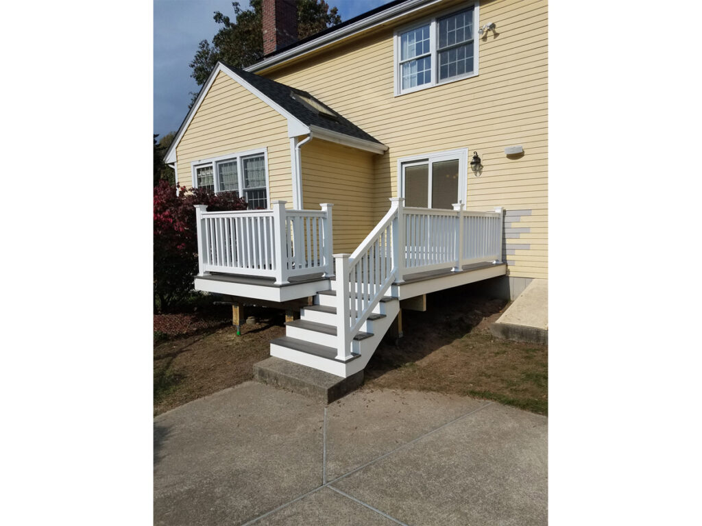 Deck Install Grafton - Decks Plus