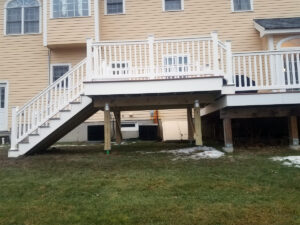 Deck Install Shrewsbury - Decks Plus
